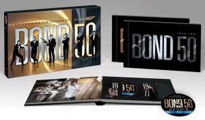Bond 50 Collection