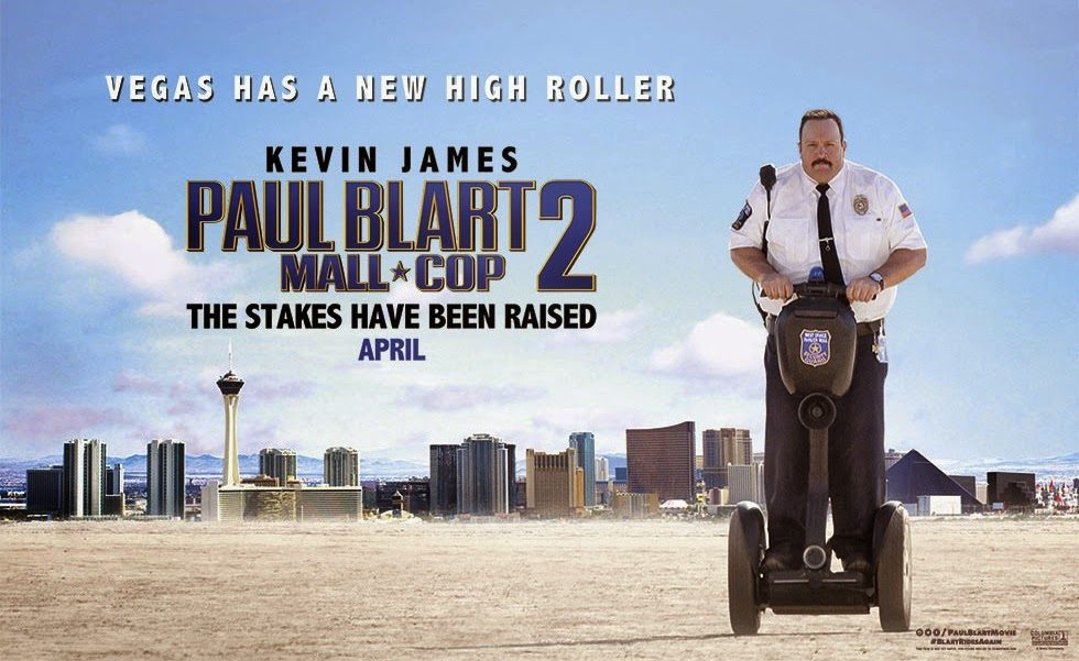 movie review paul blart mall cop 2 paul s trip to the movies